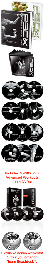 P90X Extreme Home Training System