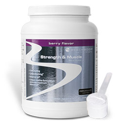 Strength and Muscle Formula