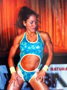 Monica Gray in Fitness Competitions