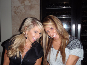 Chalene Johnson and Monica Gray