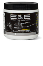 Energy & Endurance – Pre-Workout Formula