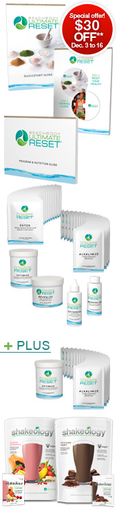 Beachbody Ultimate Reset™ with Ultimate HD