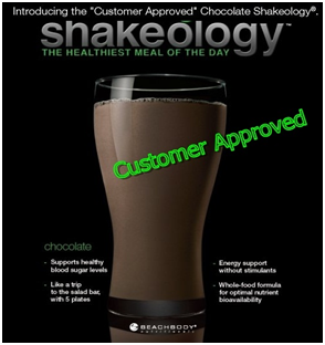 Chocolate Shakeology