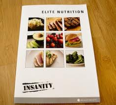 Insanity Diet Guide