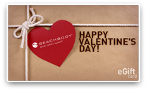 Beachbody eGift Card