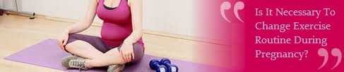 Exercise Routines During Pregnancy