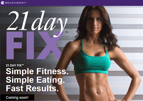 21-day Fix Workout