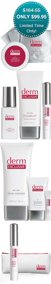 Derm Exclusive Ultimate Kit