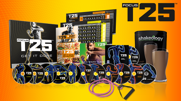 T25 Workout Program - Unbiased Review