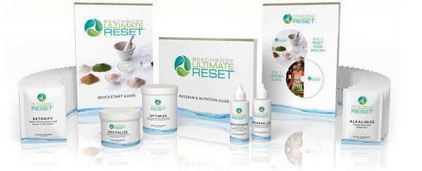 Detoxification with Ultimate Reset Cleanse