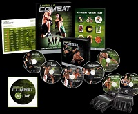 Les Mills Combat Challenge Pack March Promotion