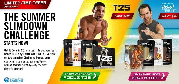 Beachbody CP Discounted