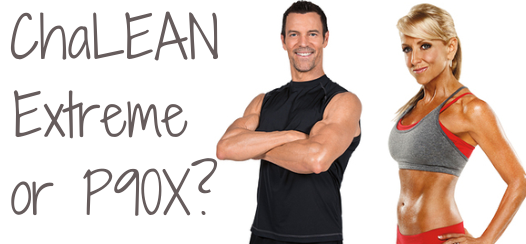 P90X vs Chalean Extreme: Choosing from Two Intense Routines