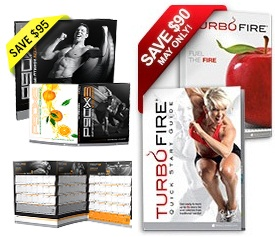 Discount on P90x3 and TurboFire
