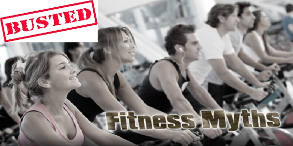 Fitness Myths that you're probably wrong about!