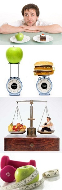 calorie counting to lose weight