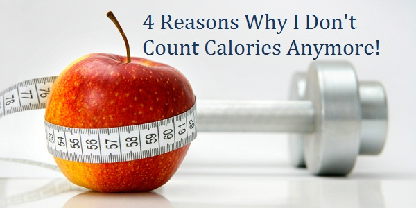 Not Counting Calories Anymore