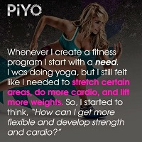 Reviewing PiYo Workout