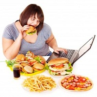 High-fat meals helps weight gain