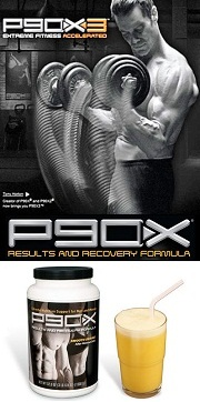 P90x3 by Tony Horton