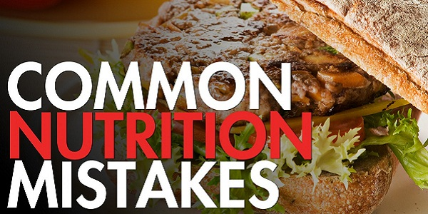 Common Nutrition Mistakes that Ruin Weight Loss