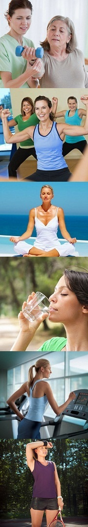 Facts about Women's Health and Fitness Exercises