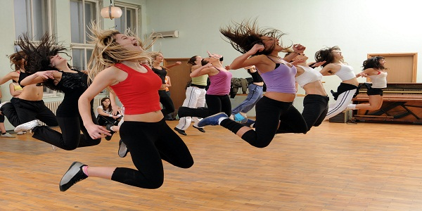Dance Away the Belly Fat with Hip Hop Abs