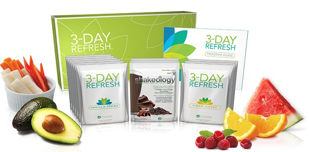 3-Day Refresh is a Balanced Nutrition Program