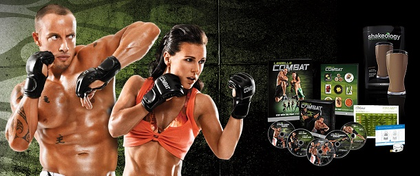 MMA Styled Training with Les Mills Combat for Attaining Athletic Build
