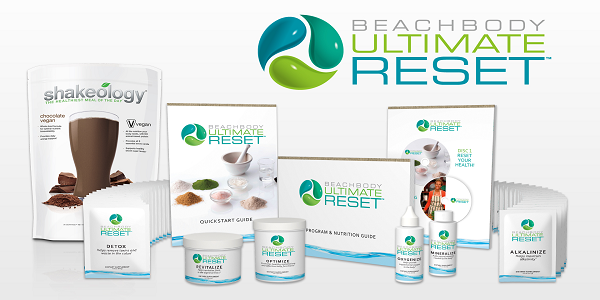 Ultimate Reset is a Complete Inner Vitalization System