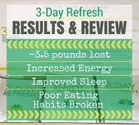 Beachbody 3 day refresh challenge pack reviews and results