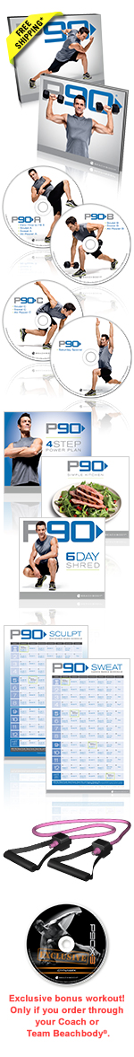 p90 DVD Package-Long