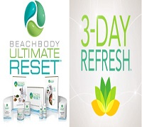 Ultimate Reset and 3 Day Refresh Comparison